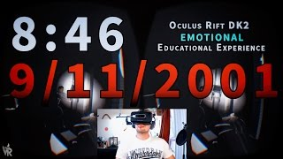 8:46 EMOTIONAL Educational Virtual Reality Experience 9/11/2001