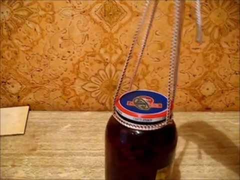 Морские узлы-1 Амфорный (бутылочный) узел