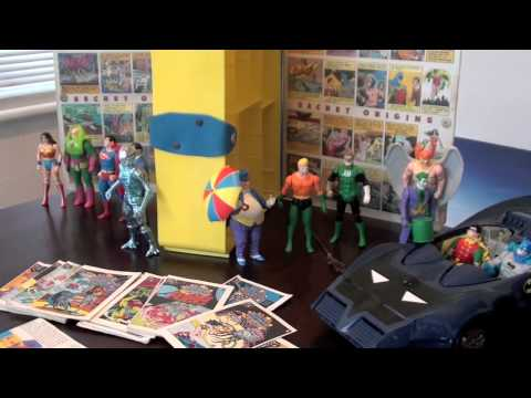 Super Powers Figures Kenner - HD review