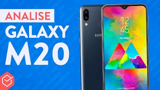 SAMSUNG GALAXY M20 vale a pena? | Análise / Review Completo