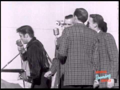 Elvis Presley - Live 1956, Tupelo's Own (Complete - 6 Tracks - 13 Minutes)