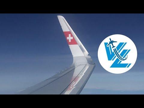 TRIP REPORT: SWISS Airbus A321 - Barcelona ✈ Zurich - Economy Class
