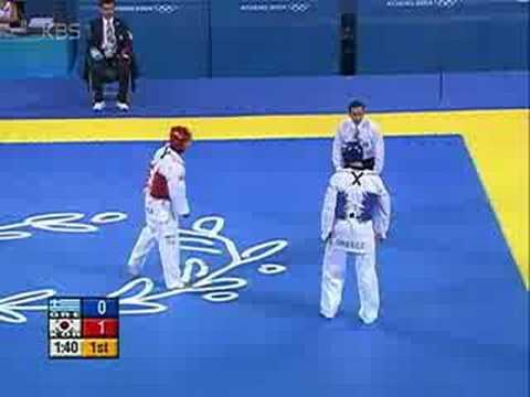 GREEK PRIDE. Taekwondo Greece Vs Korea