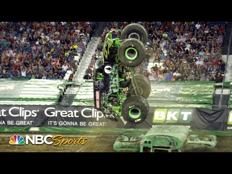 Monster Jam 2019: Nashville, TN | EXTENDED HIGHLIGHTS | Motorsports On NBC