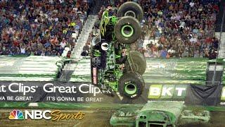Monster Jam 2019: Nashville, TN | EXTENDED HIGHLIGHTS | Motorsports on NBC