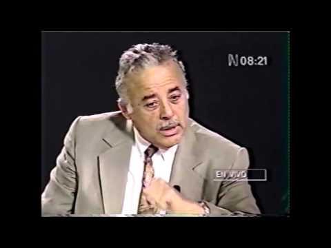 Entrevista a Francisco Soberón sobre investigación de la matanza de los penales en 1986