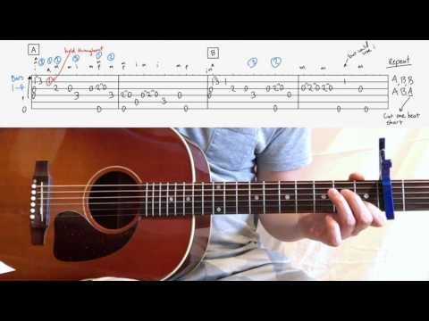 """""""Mist"""" by John Butler Lesson and Tutorial"""