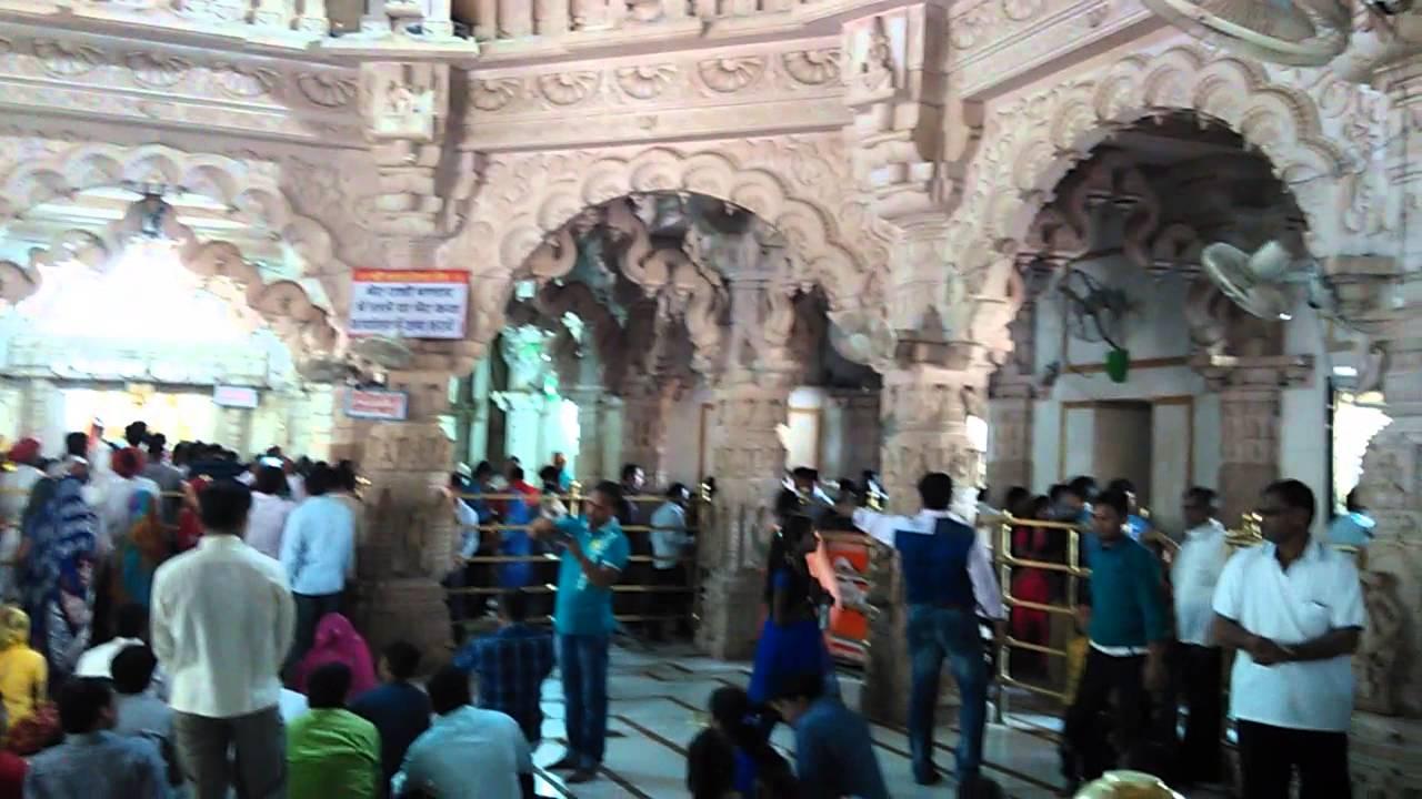 Sawariya Ji Temple Mandhfiya Chittorgarh Youtube