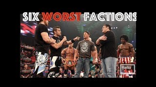Top 6 Worst Factions In Impact Wrestling History