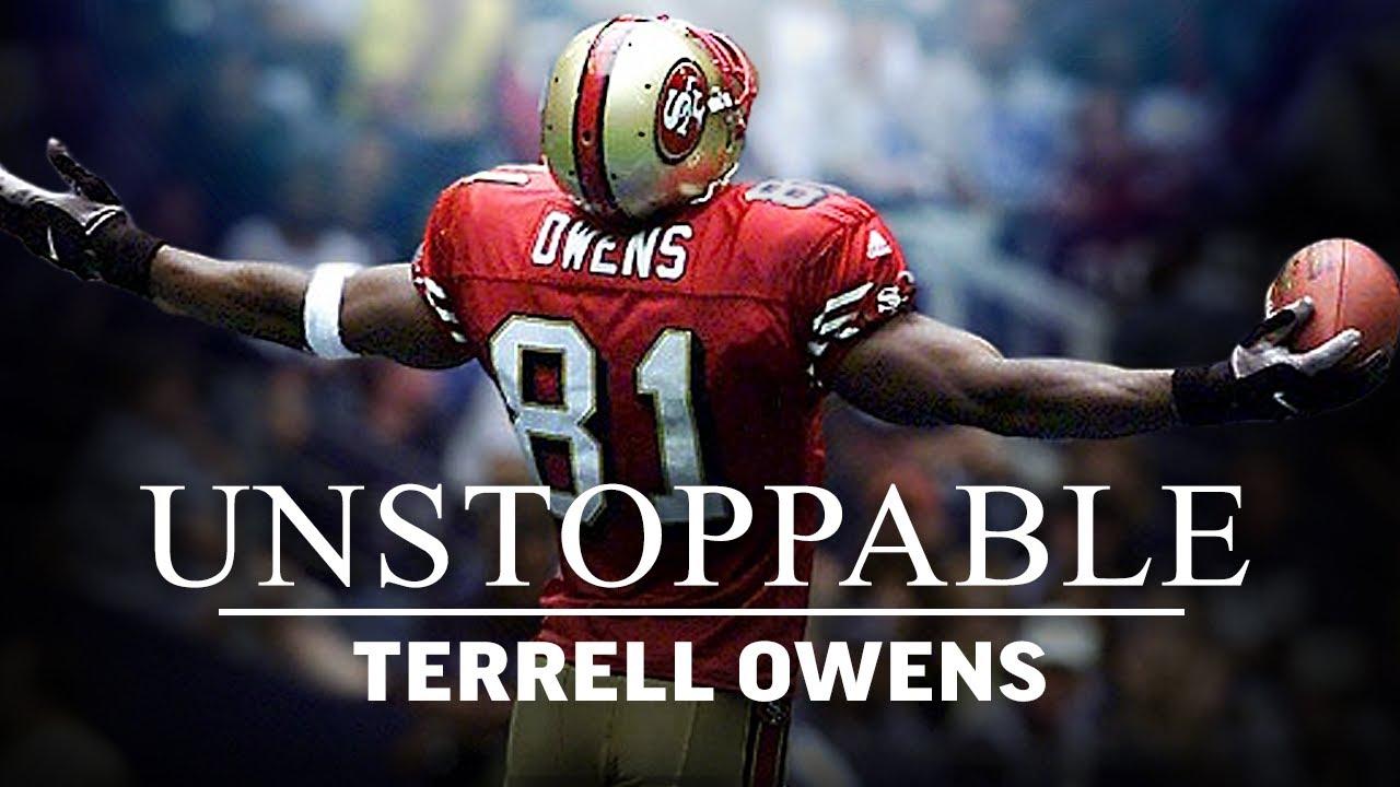 UNSTOPPABLE - Best Motivational Speech Video (Featuring Terrell Owens)