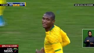 Bafana Bafana are the 2021 COSAFA Cup champions