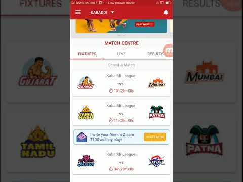 Dream11 Expert Team: Tamil Nadu vs Patna (Kabaddi League)