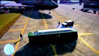 GTA Episode From Liberty City Bug Aéroport 1