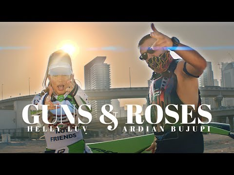 Helly Luv & Ardian Bujupi - GUNS & ROSES (prod. by Kostas K.