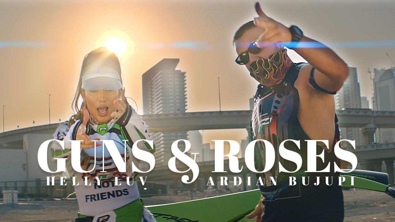 Helly Luv & Ardian Bujupi - GUNS & ROSES (prod. by Kostas K.) #1