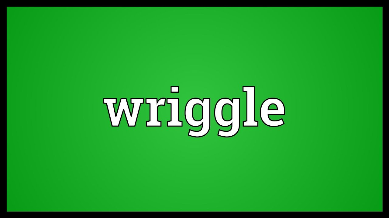 Wriggle Meaning Youtube Gungi from hunter x hunter. wriggle meaning