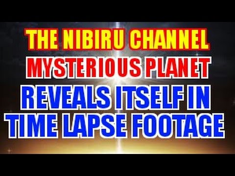 PLANET X...MYSTERIOUS PLANET REVEALS ITSELF...TIME LAPSED VIDEO