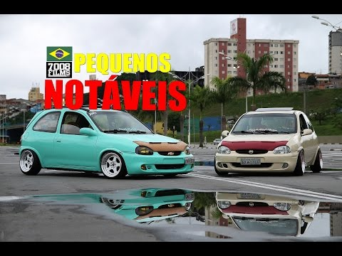 Double Corsa - Pequenos Notáveis - Made in Brazil - Canal 7008Films