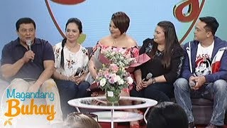 "Magandang Buhay: Reminiscing their ""That's Entertainment"" days"