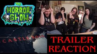 """Castle Rock"" TV Series Trailer Reaction - The Horror Show"