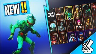 "NEW! ""FORTNITE SKINS & MORE COMING"" in Fortnite Battle Royale!"