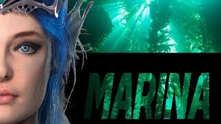 Ethereal: Marina Face Reveal!
