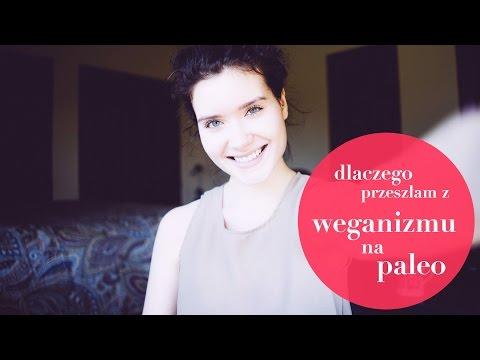 Dlaczego musiałam przejść z diety WEGAŃSKIEJ na PALEO?