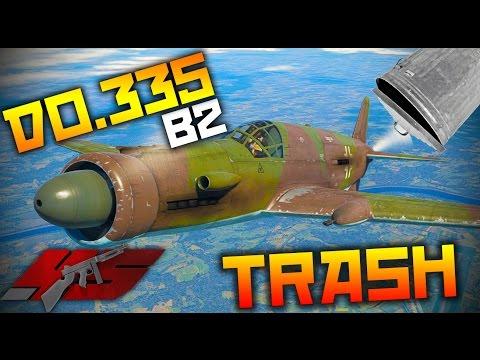 ▶ War Thunder : Do.335 B-2 ABSOLUTE TRASH!