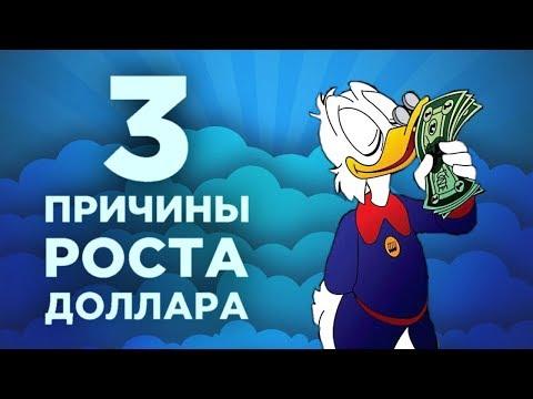 Курс доллара: 3 причины для роста. Прогноз рубля на неделю 13-19 мая 2019