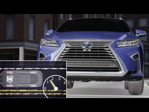 Learn More about Lexus Smart Stop Technology