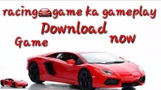 Racing game ka gameplay