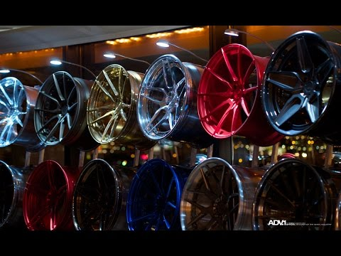 ADV.1 Wheels SEMA Show TAKEOVER