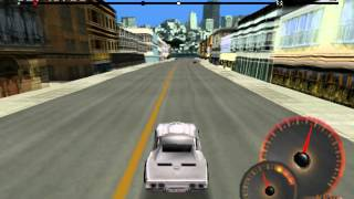 Test Drive 4 (PS1) - San Francisco 1, USA