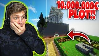 10.000.000€ GRUNDSTÜCK !!! (extrem teuer) 😨