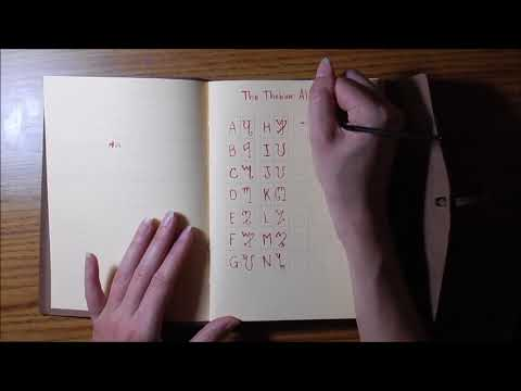 Making a Solitary Book of Shadows (S1E3)