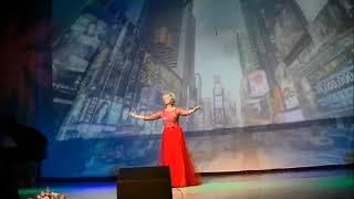 Города мира. Творческий вечер Елены Федоровой