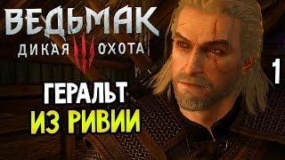 Witcher 3: Wild Hunt Прохождение На Русском — ГЕРАЛЬТ ИЗ РИВИИ