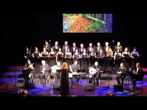 Rotterdam Klasik Türk Müziği Korosu - Gözleri aşka gülen taze söğüt dalısın