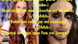 Moderatto & Belinda - Muriendo Lento Karaoke