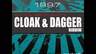 Little Kirk - Ghetto Girl Tonight (Cloak and Dagger Riddim 1997)
