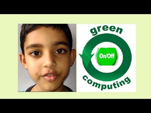 EcoDictionary GREEN COMPUTING