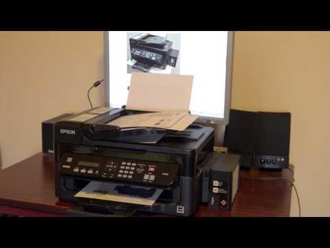 Impresora Epson L555 L565 Inicializacion Doovi