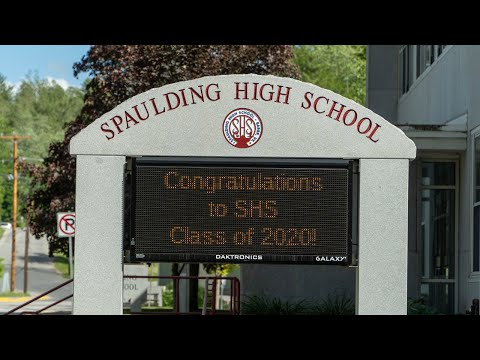 Spaulding High School Virtual Graduation 2020