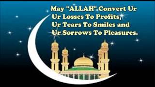 Beautiful Ramadan Mubarak wishes, Sms, Quotes, Greetings, Whatsapp Video Message