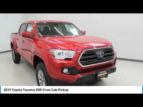 New 2019 Toyota Tacoma TRD Off Road 4X4 DOUBLE CAB V6 AT Purchase Offer Toyota of Renton March SP