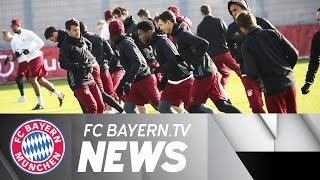 Bayern fired up for Atlético clash