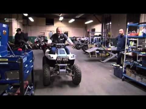 Ultimate Car Build Off s01e05 Four Wheel Wheelie Machine