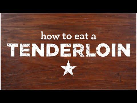 Visit Hamilton County, Indiana presents: How to Eat a Tenderloin