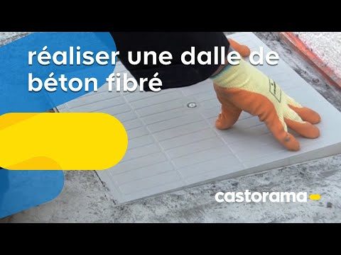comment faire une dalle beton how to make a concrete slab doovi. Black Bedroom Furniture Sets. Home Design Ideas