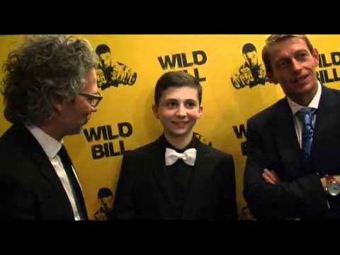 Wild Bill UK Premiere s  Dexter Fletcher, Sammy Williams & Leo Gregory